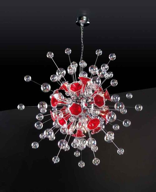 Fashion personalized crystal chandeliers
