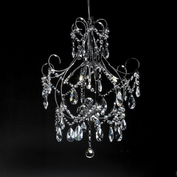 European modern luxury crystal chandelier