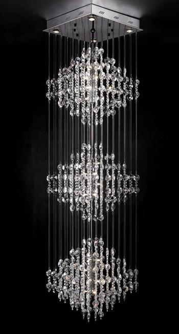 Link toEuropean ultra-modern crystal chandelier