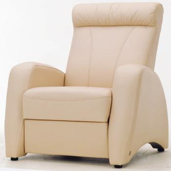 Link toEuropean-style white single sofa
