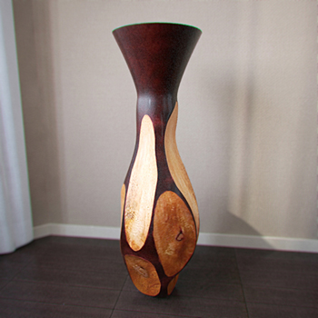 Link toInterior decoration wooden vase
