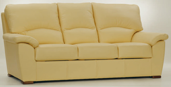 European-style  three seats sofa