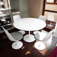 Modern white Combination of furniture