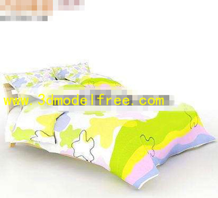Link toGenerous fashion children bed