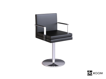 Link toMetal handrails cortex swivel chair