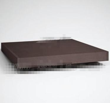 Link toBrown wood rectangular tea table