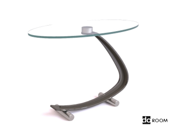Link toThe unique shape glass coffee table