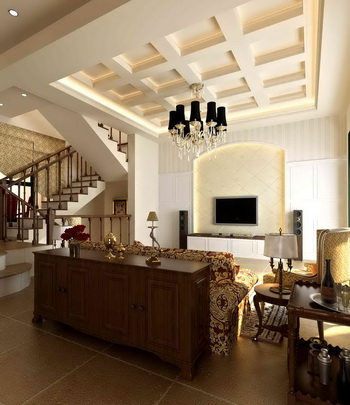 Link toEuropean style casual living room