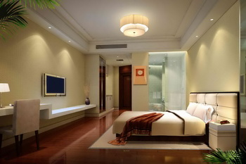 Hotel Business comfortable bedroom