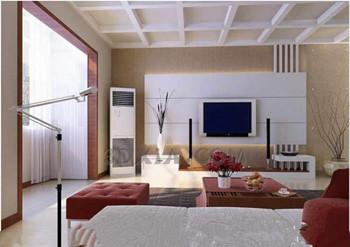 Link toModern white minimalist living room