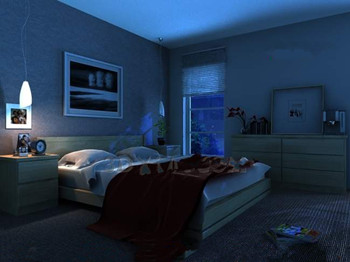 Link toModern ultra-simple quiet bedroom