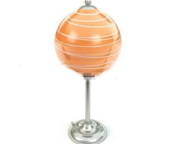 Link toOrange lollipop shape lamp