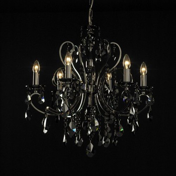 European style golden crystal chandelier