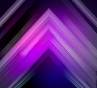 Purple triangle background vector