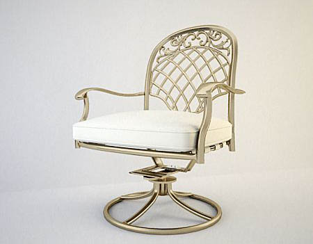Continental chair model